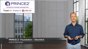 PRINCE2® – Foundation 6. Edition inkl. Prüfung