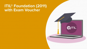 ITIL® Foundation (2011) (EN) with Exam Voucher