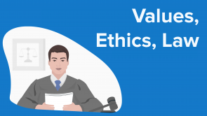 Values, Ethics, Law (EN)
