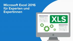 Microsoft Excel 2016 für Experten und Expertinnen