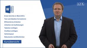 Microsoft Word 2016 für Anfänger
