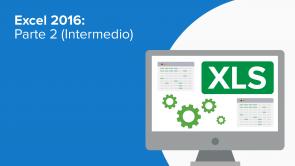 Excel 2016: Parte 2 (Intermedio) (ES)