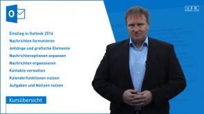 Microsoft Outlook 2016 für Anfänger