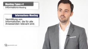 Meeting-Typen und wie Du das Beste aus ihnen herausholst