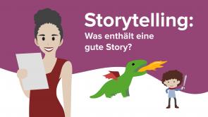 Was enthält eine gute Story?