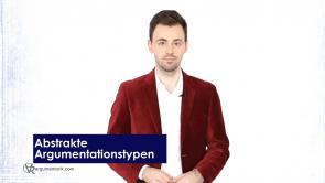 Zehn abstrakte Argumentationstypen