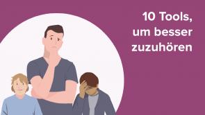 10 Tools, um besser zuzuhören