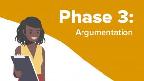 Phase 3: Argumentation