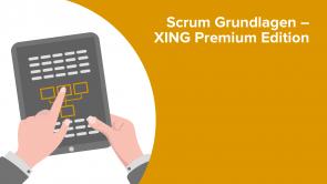 Scrum Grundlagen – XING Premium Edition