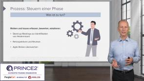 PRINCE2 Agile®: Prozesse