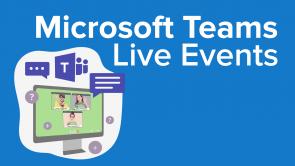 Microsoft Teams: Live Events