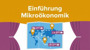 VWL A: Einführung Mikroökonomik