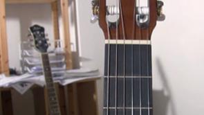 Greifübungen für die Gitarre