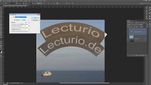 Die Menüs, Bedienfelder und Werkzeuge in Photoshop