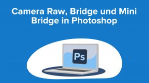 Camera Raw, Bridge und Mini Bridge in Photoshop