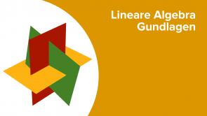 Lineare Algebra Grundlagen