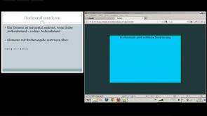 HTML- und CSS-Seminar für Fortgeschrittene
