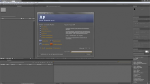 After Effects: Die Basics