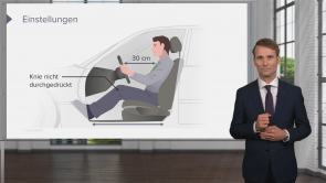 Unterweisung für Fahrten im Beruf