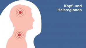 Kopf- und Halsregionen