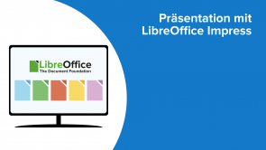 Präsentation mit LibreOffice Impress