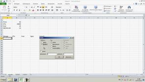 Methodengestützte Unternehmensanalyse mit Excel