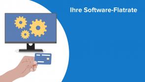 Ihre Software-Flatrate