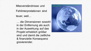 Risikomanagement in internationalen Projekten