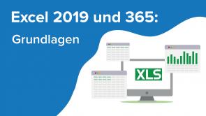 Excel 2019 und 365: Vertiefung I