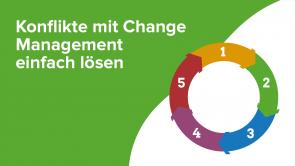 Konflikte mit Change Management einfach lösen