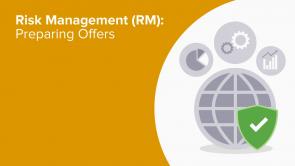 Risk Management (RM): Preparing Offers