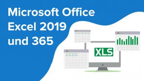 Microsoft Office Excel 2019 und 365