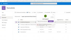 Zusammenarbeit mit Office 365