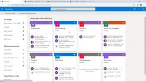Microsoft SharePoint und Zusammenarbeit mit Office 365