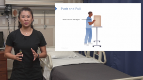 Using Safe and Effective Transfer Techniques (Nursing)