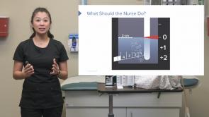 Chest Tube Care (Nursing)