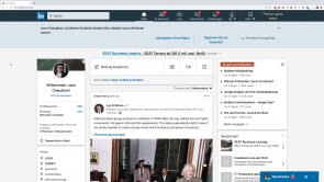 Kundenakquise: LinkedIn Marketing