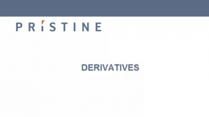 Introduction to Derivative Markets
