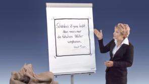 Moderne Geschäftskorrespondenz