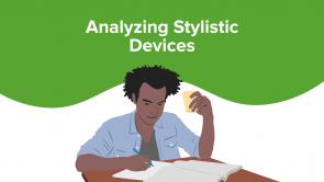 Analyzing Stylistic Devices