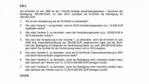 4. Freistellungsverfahren (2013 / 2014)