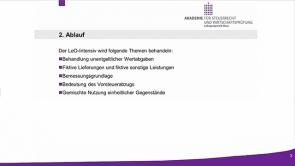 2. Umsatzsteuer auf unentgeltliche Wertabgaben (2013 / 2014)
