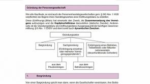 7. Mitunternehmerschaften (2013 / 2014)