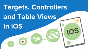 Targets, Controllers and Table Views in iOS