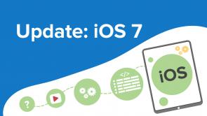 Update: iOS 7