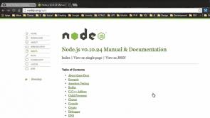 NodeJS Modules