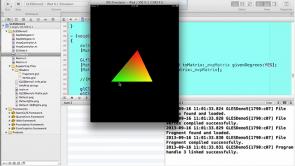 iOS OpenGL ES 2.0
