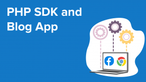 PHP SDK and Blog App