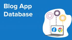 Blog App Database