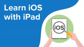 Learn iOS with iPad